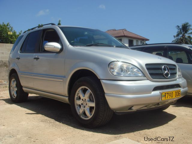 Used Mercedes Benz Ml 500 2000 Ml 500 For Sale Dar Es Salaam Mercedes Benz Ml 500 Sales