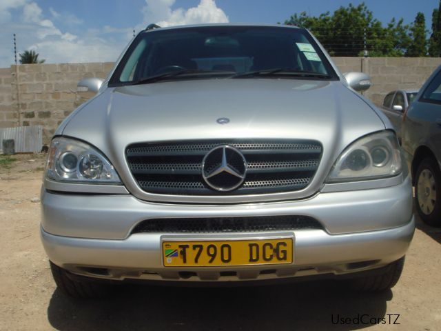 Used mercedes benz ml 500 2000 ml 500 for sale dar es for Used mercedes benz ml for sale