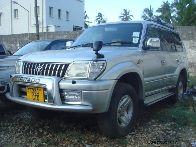 used toyota prado colorado 2000 prado colorado for sale dar es salaam toyota prado. Black Bedroom Furniture Sets. Home Design Ideas