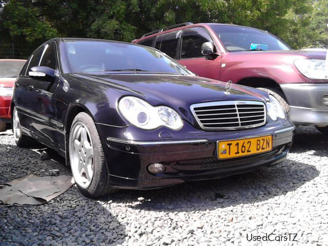 used mercedes benz c200 kompressor 2003 c200. Black Bedroom Furniture Sets. Home Design Ideas