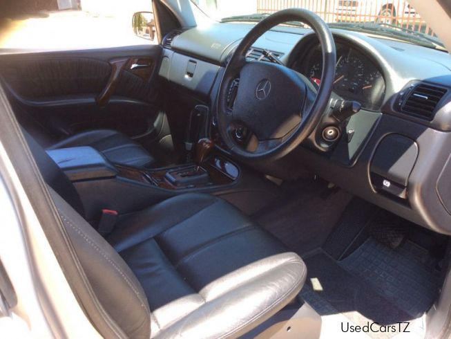 Used mercedes benz ml 500 7 seats 2003 ml 500 7 seats for Mercedes benz seats for sale