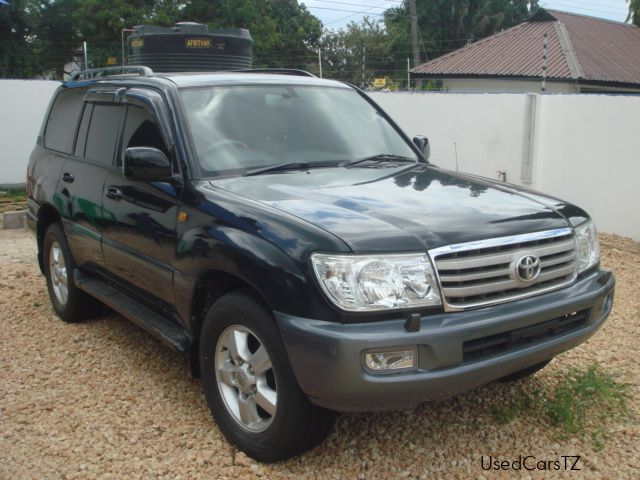used toyota land cruiser amazon 2003 land cruiser. Black Bedroom Furniture Sets. Home Design Ideas