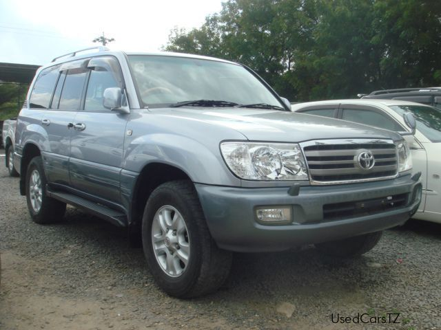 used toyota land cruiser v8 vx limited 2003 land. Black Bedroom Furniture Sets. Home Design Ideas