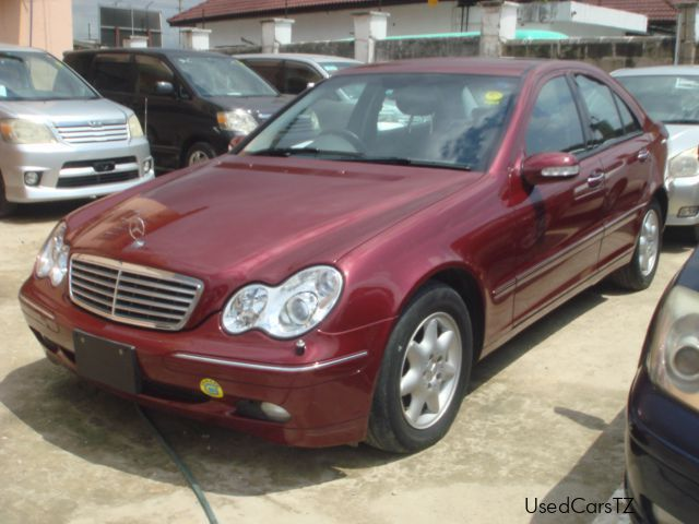 Used mercedes benz c200 kompressor 2004 c200 for Mercedes benz used trucks for sale