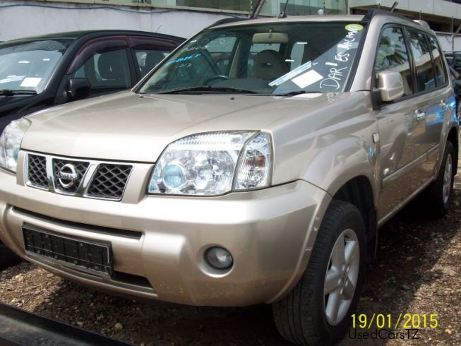 used nissan x trail 2004 x trail for sale dar es salaam nissan x trail sales nissan x. Black Bedroom Furniture Sets. Home Design Ideas