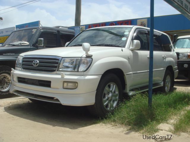 used toyota land cruiser v8 vx limited 2004 land. Black Bedroom Furniture Sets. Home Design Ideas