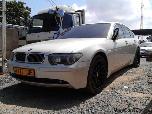 used bmw 730i 2005 730i for sale dar es salaam bmw 730i sales bmw 730i price tshs 26m. Black Bedroom Furniture Sets. Home Design Ideas