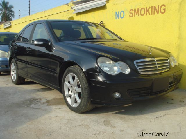 used mercedes benz c180 kompressor 2005 c180. Black Bedroom Furniture Sets. Home Design Ideas