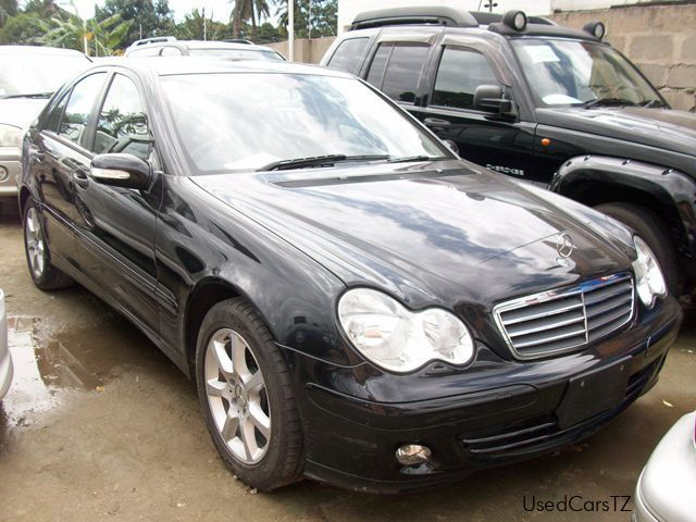 Used mercedes benz c180 kompressor 2005 c180 kompressor for Used mercedes benz cars for sale