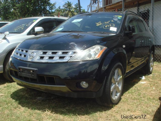used nissan murano 2005 murano for sale dar es salaam nissan murano sales nissan murano. Black Bedroom Furniture Sets. Home Design Ideas
