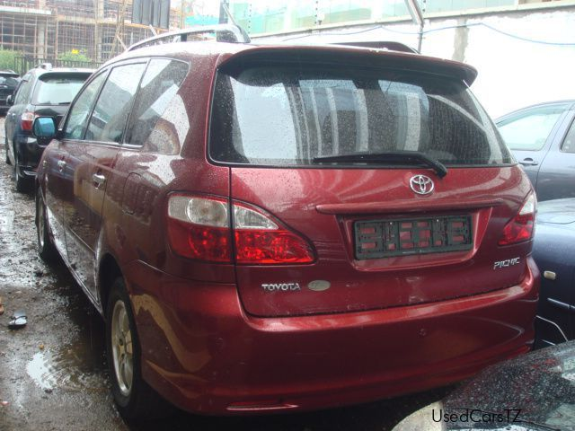BMW 2002 For Sale >> Used Toyota PICNIC | 2005 PICNIC for sale | Dar es Salaam Toyota PICNIC sales | Toyota PICNIC ...