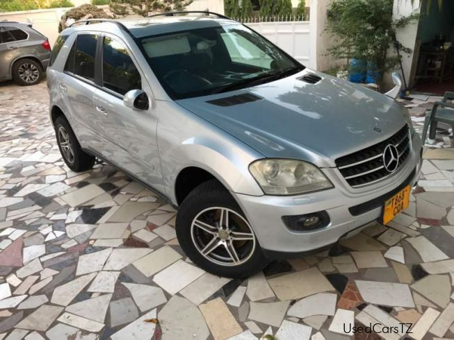 Used mercedes benz ml 350 2006 ml 350 for sale dar es for Mercedes benz m350 price