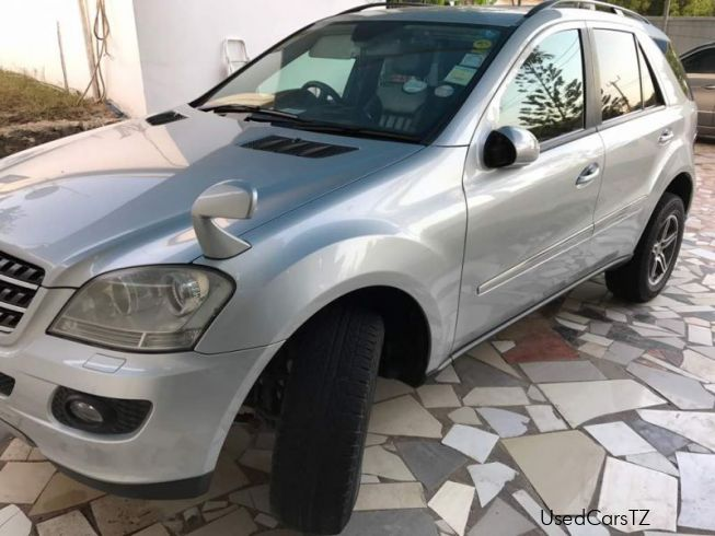 Used mercedes benz ml 350 2006 ml 350 for sale dar es for Mercedes benz ml 2006 for sale