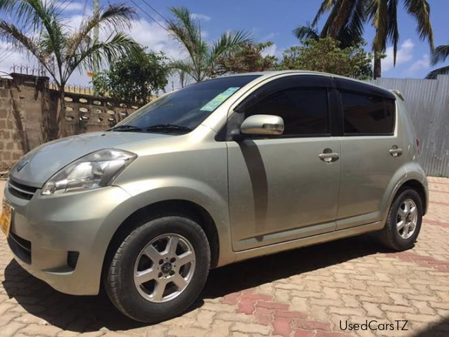 Toyota Passo Full optionsin Tanzania