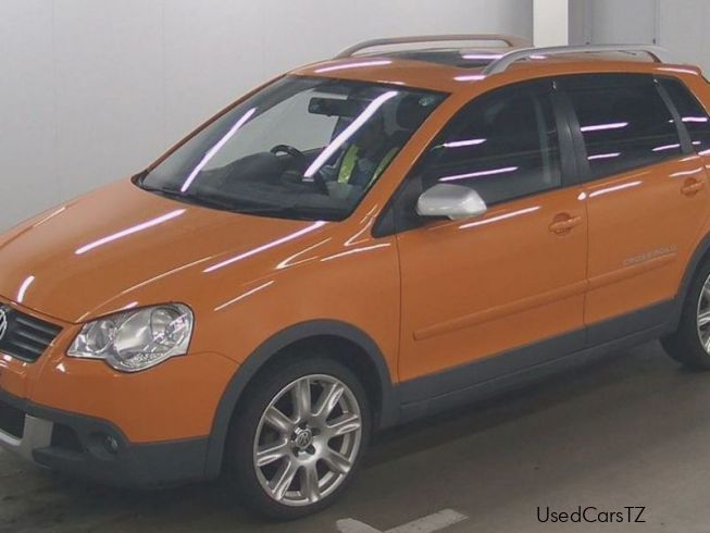 Volkswagen Cross polo in Tanzania