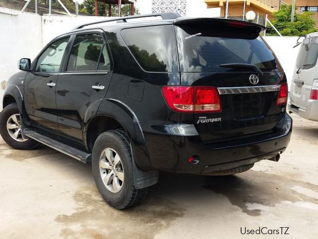 Toyota Fortuner 2WD (2TR) in Tanzania