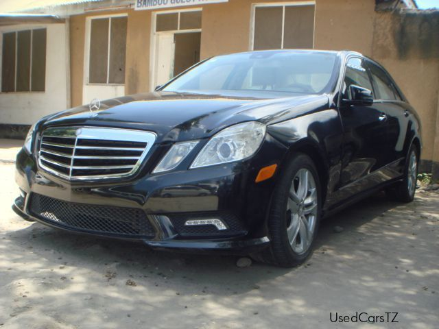 used mercedes benz e 350 2010 e 350 for sale dar es. Black Bedroom Furniture Sets. Home Design Ideas