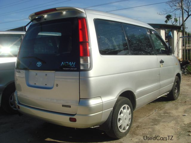 Used Toyota Noah Townace 1999 Noah Townace For Sale