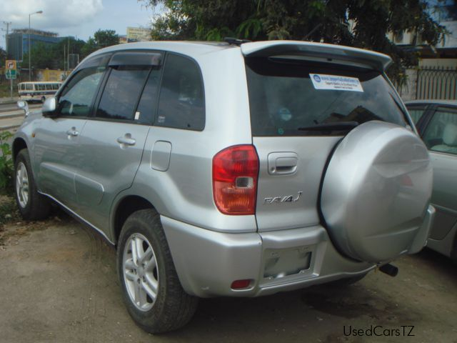 Used Toyota Rav4 J 2000 Rav4 J For Sale Dar Es Salaam