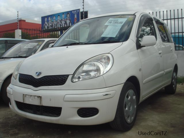 Used Toyota FUNCARGO | 2002 FUNCARGO for sale | Dar es ...