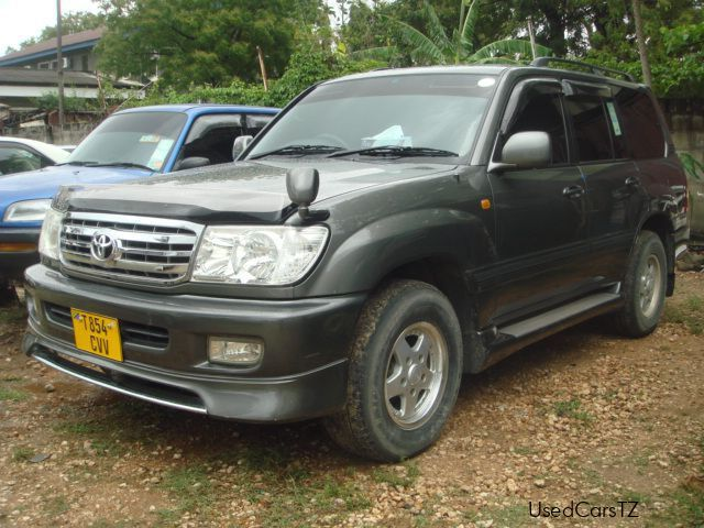 used toyota land cruiser v8 2002 land cruiser v8 for. Black Bedroom Furniture Sets. Home Design Ideas