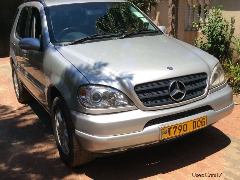 Used mercedes benz ml 500 7 seats 2003 ml 500 7 seats for Ml mercedes benz for sale