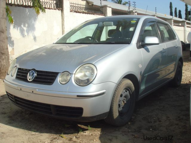 Used Volkswagen Polo 2003 Polo For Sale Dar Es Salaam