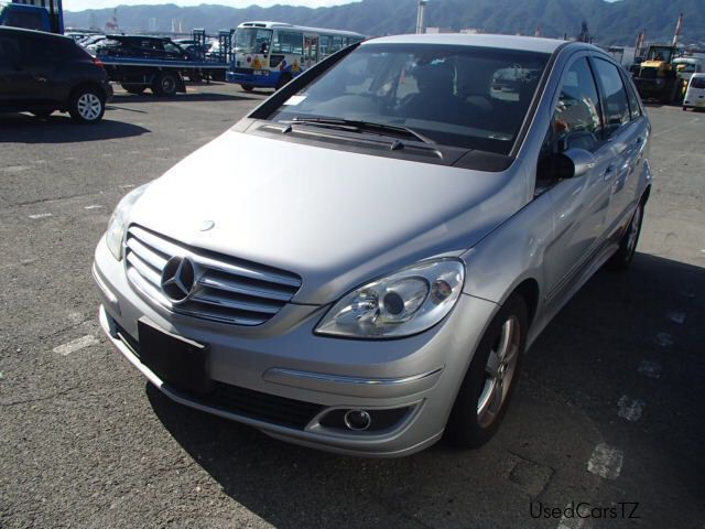 Used mercedes benz b170 2006 b170 for sale dar es for Mercedes benz used car for sale