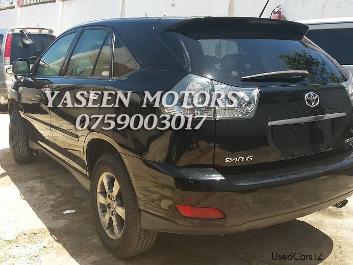 used toyota harrier 2007 harrier for sale dar es salaam toyota rh usedcarstz com 2015 Toyota Harrier Toyota Harrier 2005