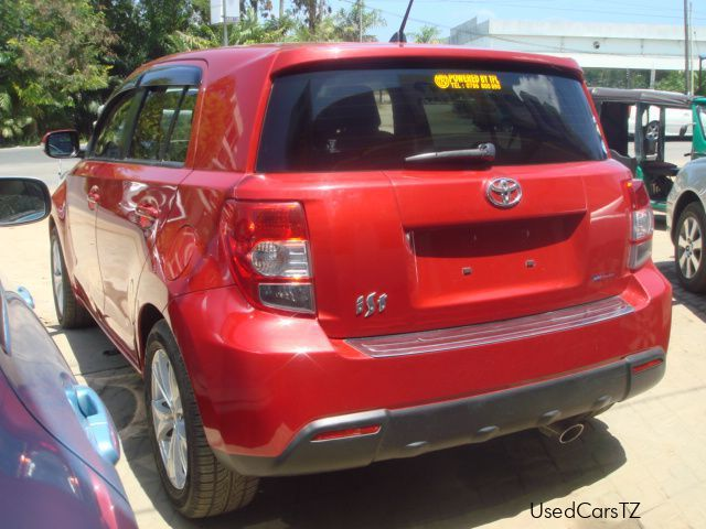 Pre Owned Cars >> Used Toyota IST (NEW MODEL) | 2007 IST (NEW MODEL) for ...