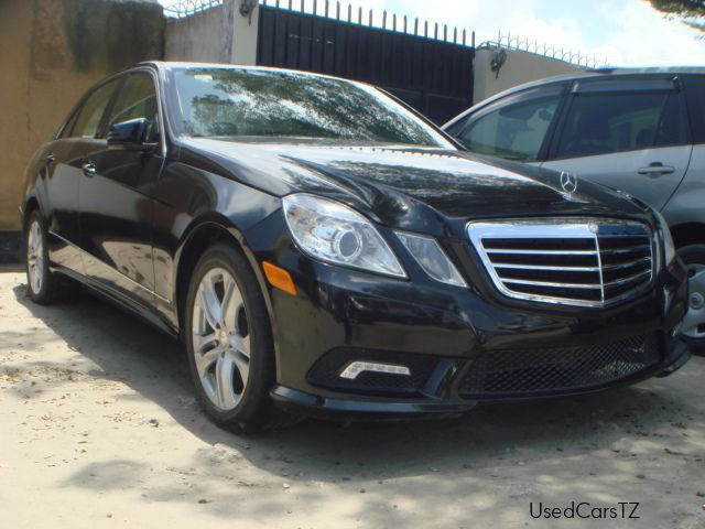 Used mercedes benz e 350 2010 e 350 for sale dar es for Mercedes benz greenway used cars