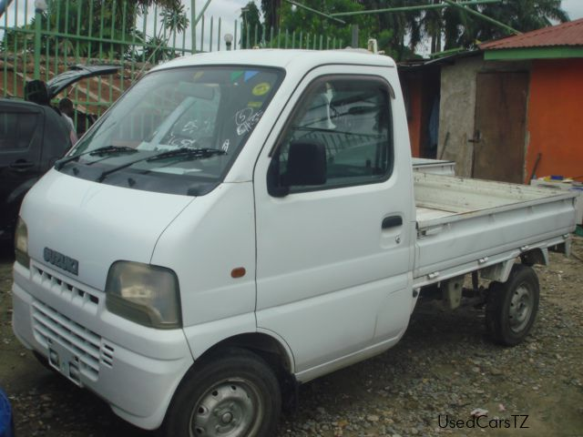 Used Suzuki CARRY for sale in Dar Es Salaam