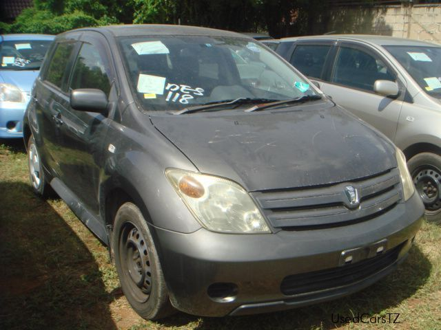 Used Toyota IST for sale in Dar Es Salaam
