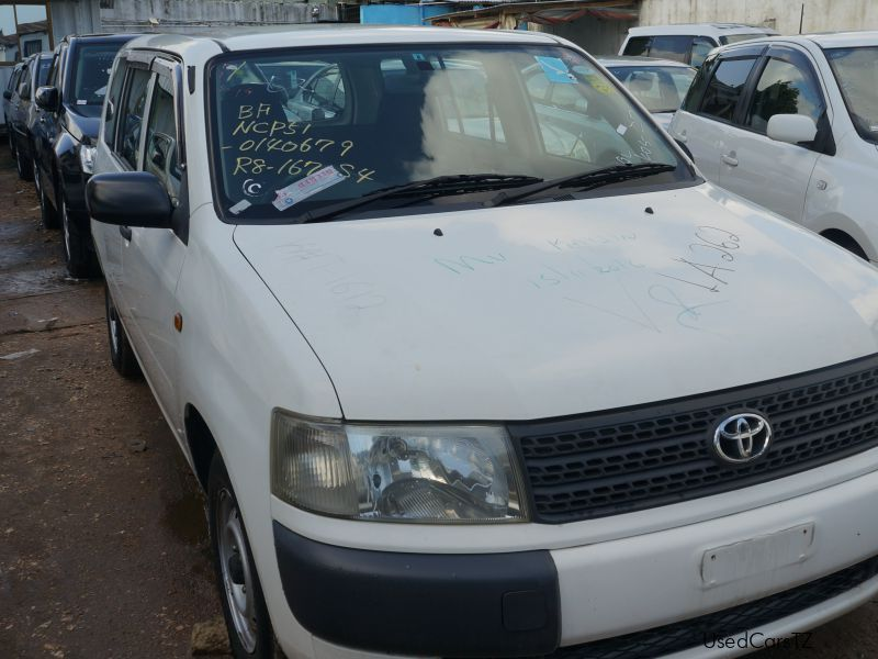 Used Toyota probox for sale in Dar es Salaam