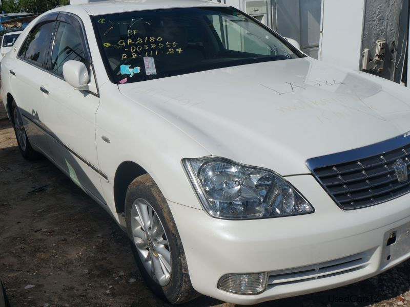 Used Toyota crown for sale in Dar es Salaam