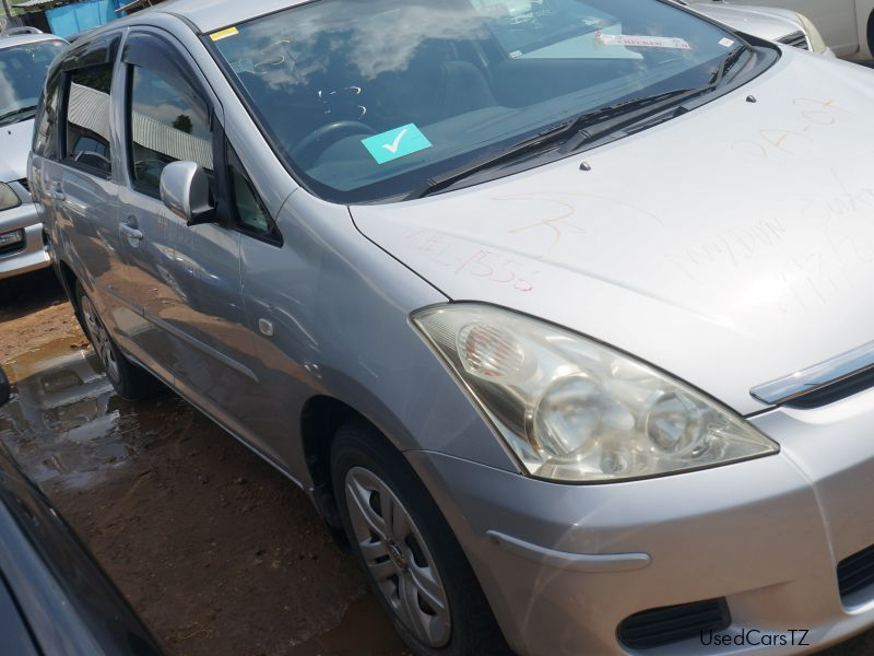 Used Toyota wish for sale in Dar es Salaam