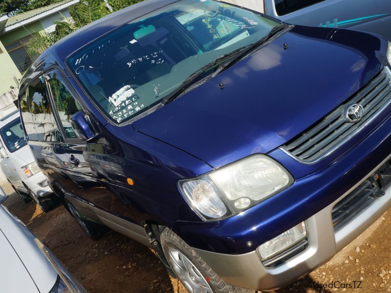Used Toyota toyota noah for sale in Dar es Salaam