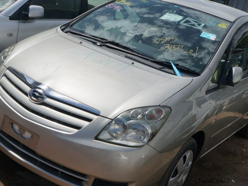 Used Toyota spacio for sale in Dar es Salaam