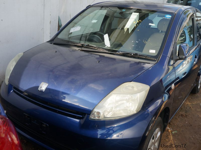 Used Toyota toyota passo for sale in Dar es Salaam