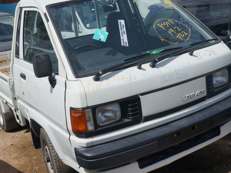 Used Toyota late ace for sale in Dar es Salaam