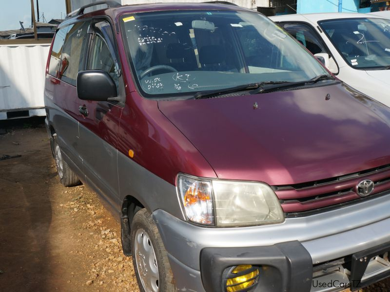 Used Toyota toyota noah fieldtour for sale in Dar es Salaam