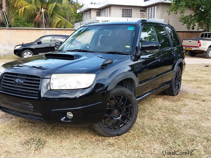 Pre-owned Subaru Forester T for sale in