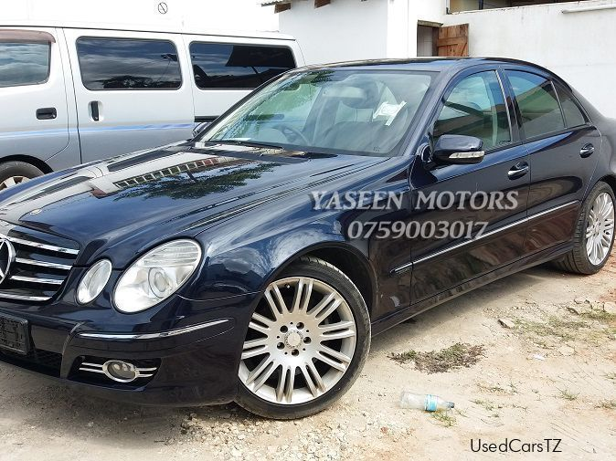 Pre-owned Mercedes-Benz E200 (Kompressor) for sale in