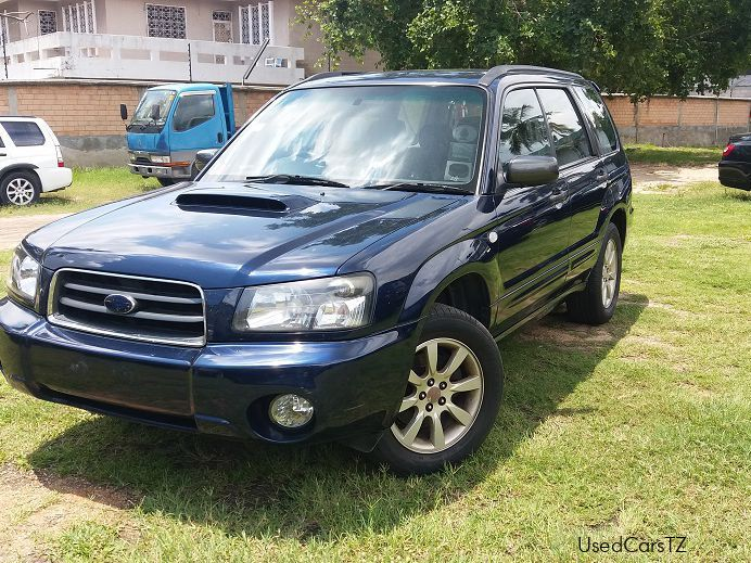 Pre-owned Subaru Forester XT for sale in
