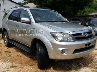 Pre-owned Toyota Fortuner 2WD (2TR) for sale in