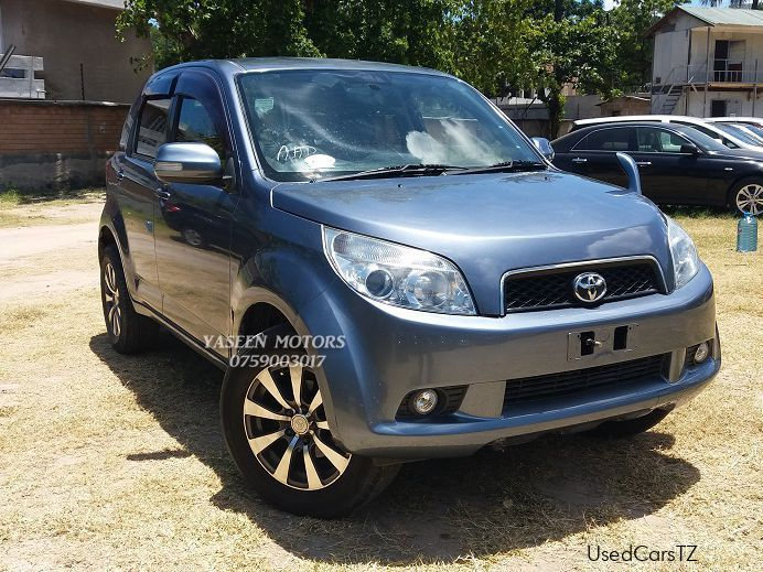 Pre-owned Toyota Rush for sale in