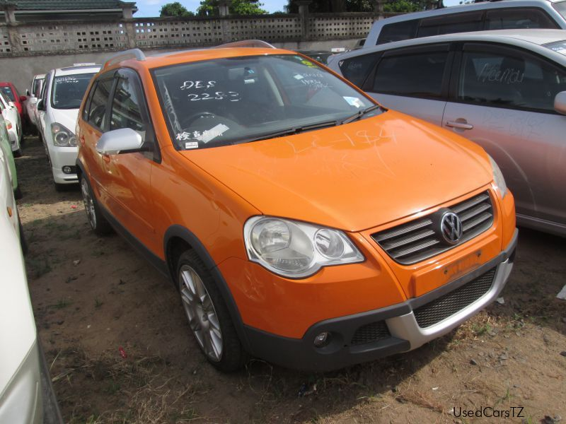 Pre-owned Volkswagen Cross polo for sale in