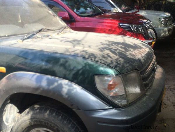 Used Toyota Prado for sale in Dar es Salaam
