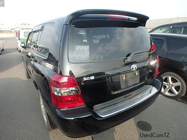 Used Toyota Kluger for sale in Dar es Salaam
