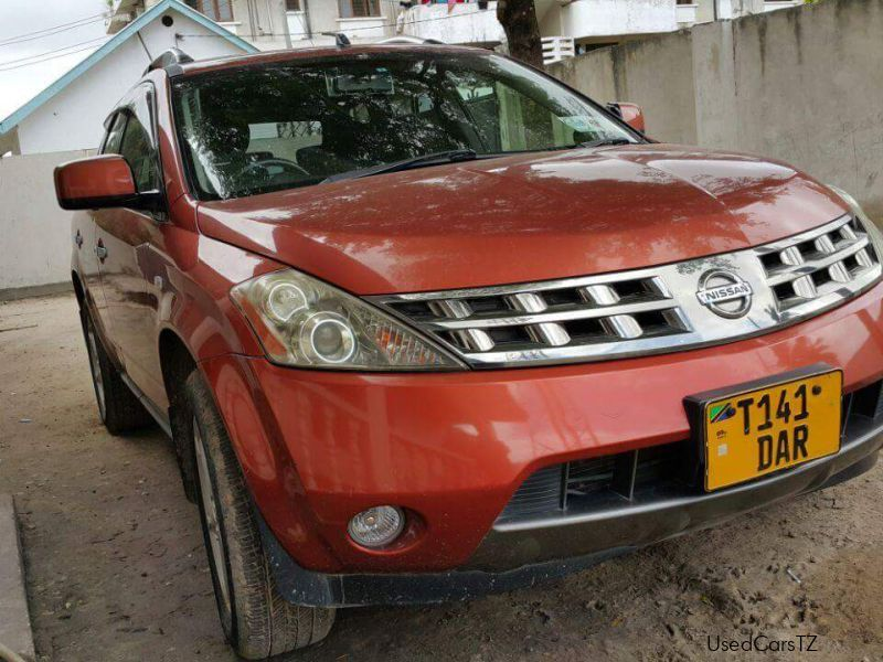 Used Nissan Murano for sale in Dar es Salaam